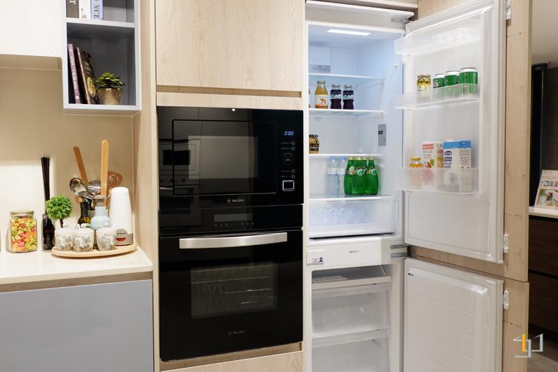 Tủ lạnh – tủ thiết bị – lò viba