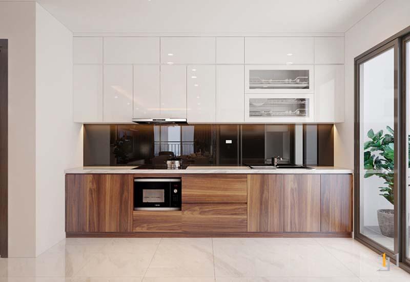 tủ bếp đẹp hiện đại giá rẻ