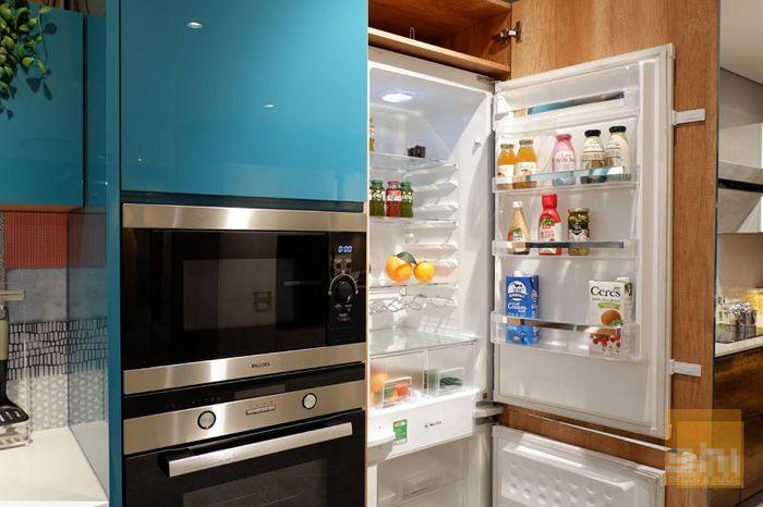 Tủ lạnh âm tủ thông minh Maloca - Mẫu 02