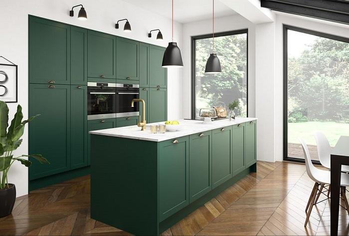 Các Mẫu Tủ Bếp Đẹp Nhất Hiện Nay - Hình 01