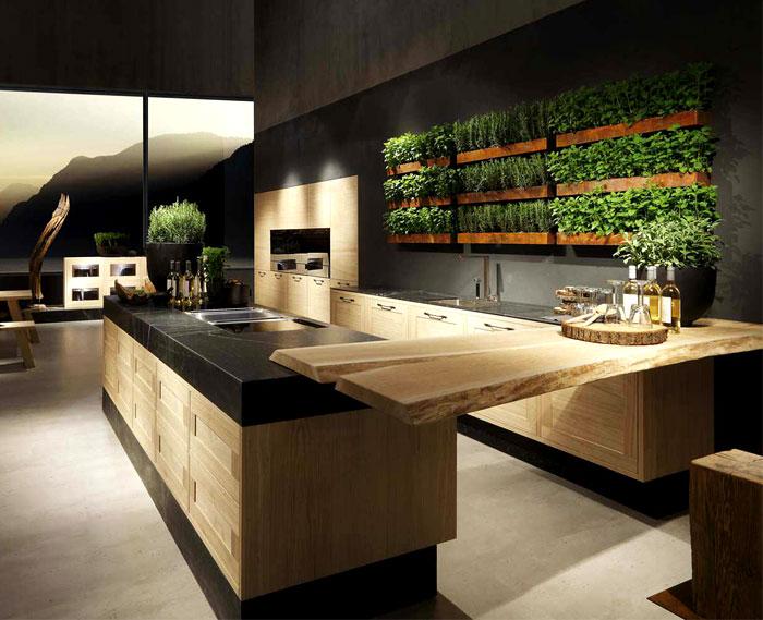 Mẫu Tủ Bếp Đẹp Hiện Đại - Hình 07