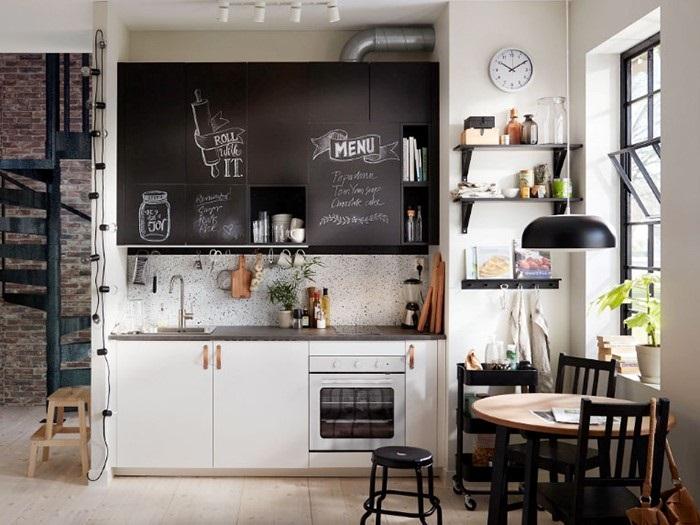 Bộ Tủ Bếp Gỗ Giá Bao Nhiêu - Hình 01
