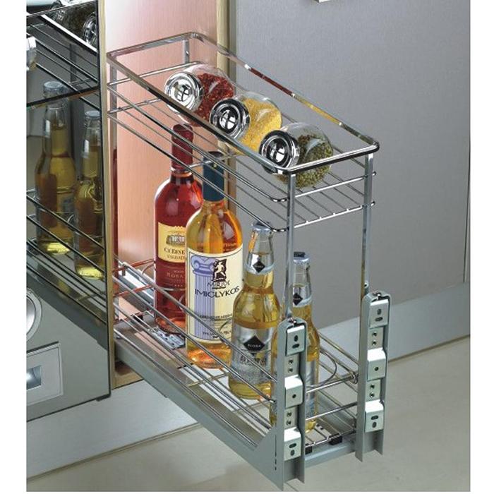 Mẫu Tủ Bếp Gỗ Công Nghiệp Giá Rẻ - Hình 10