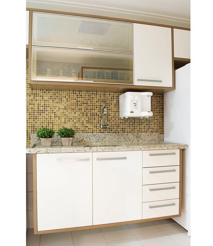 Mẫu Tủ Bếp Gỗ Công Nghiệp Giá Rẻ - Hình 07