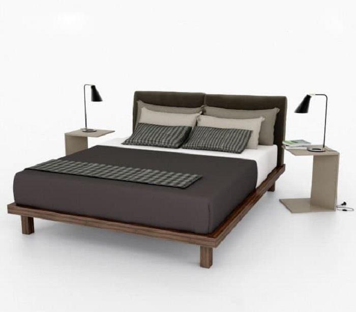 Mẫu Giường Ngủ Đẹp Giá Rẻ - Hình 14