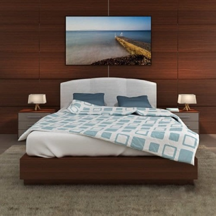 Mẫu Giường Ngủ Đẹp Giá Rẻ - Hình 15