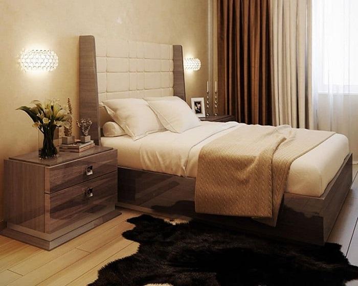 Mẫu Giường Ngủ Đẹp Giá Rẻ - Hình 30
