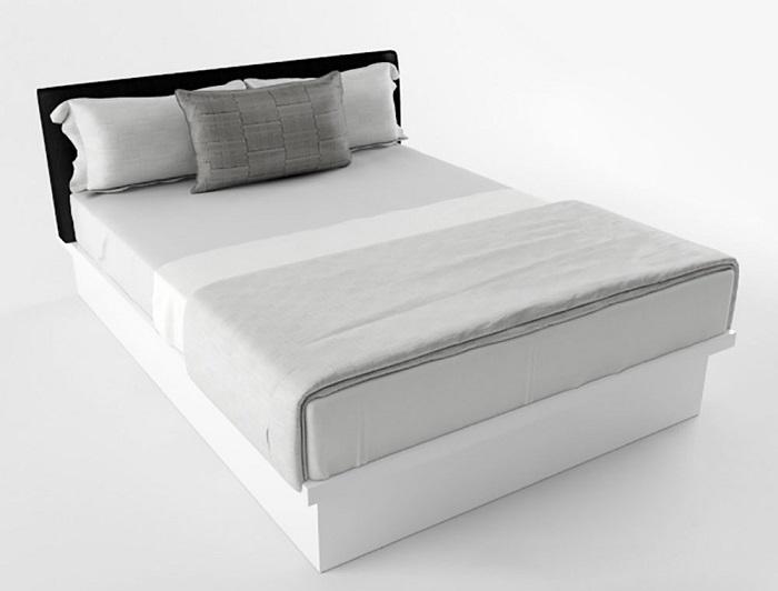 Mẫu Giường Ngủ Đẹp Giá Rẻ - Hình 17