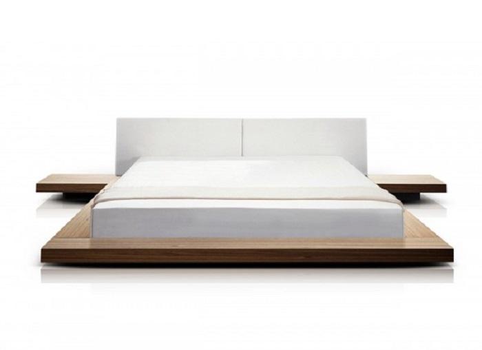 Mẫu Giường Ngủ Đẹp Giá Rẻ - Hình 05