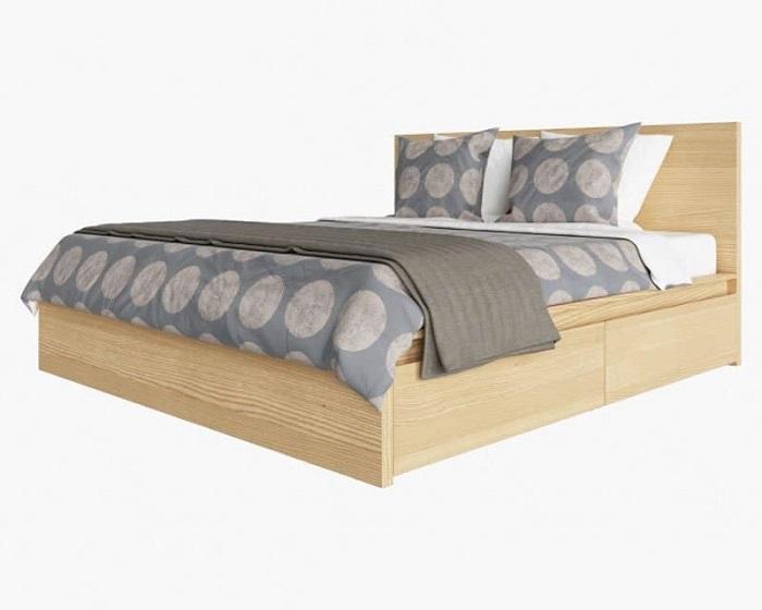 Mẫu Giường Ngủ Đẹp Giá Rẻ - Hình 06