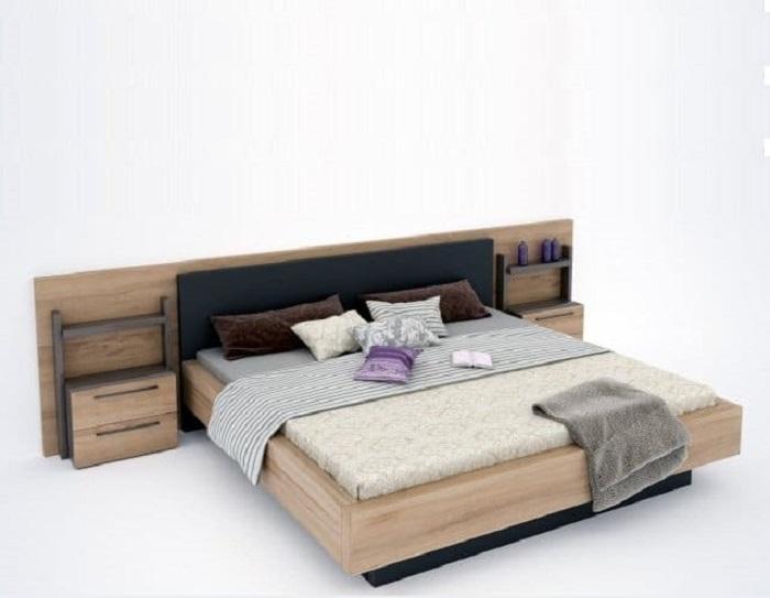 Mẫu Giường Ngủ Đẹp Giá Rẻ - Hình 09