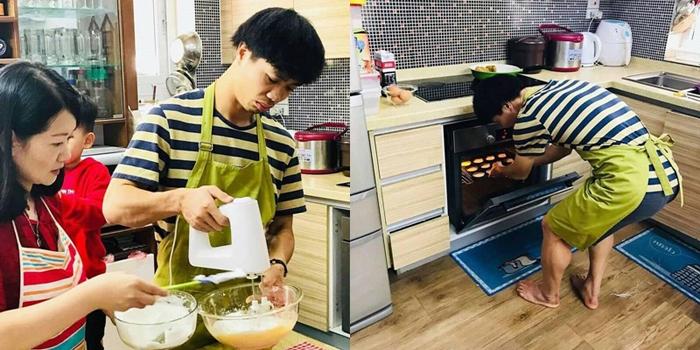 Nhà Bếp Và Cầu Thủ - Hình 02