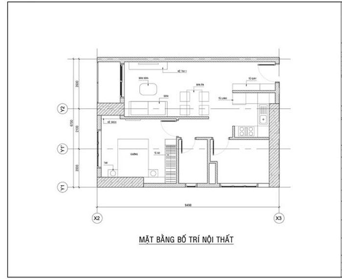 thiết kế nội thất căn hộ sunrise cityview q7 - 08