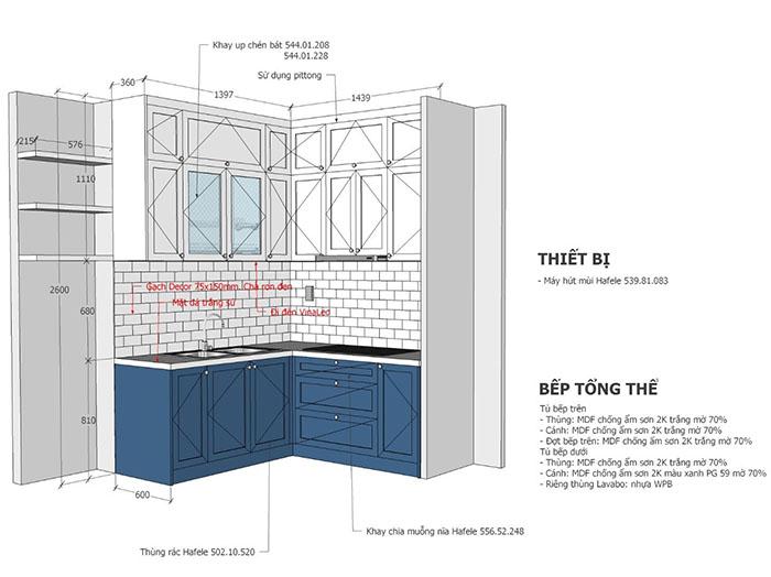 thiết kế nội thất căn hộ sunrise cityview q7 - 10