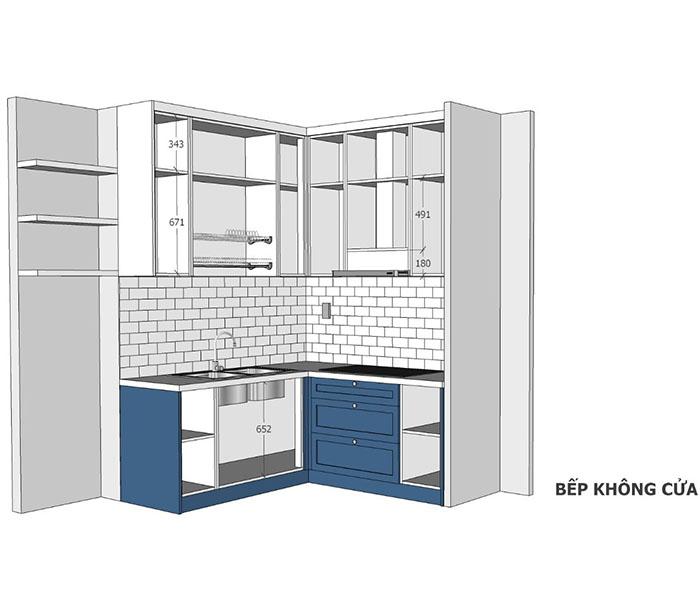 thiết kế nội thất căn hộ sunrise cityview q7 - 11