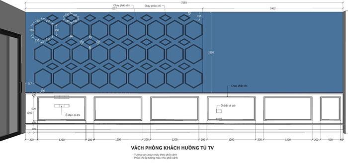 thiết kế nội thất căn hộ sunrise cityview q7 - 15