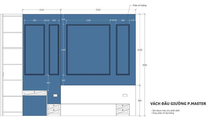 thiết kế nội thất căn hộ sunrise cityview q7 - 19
