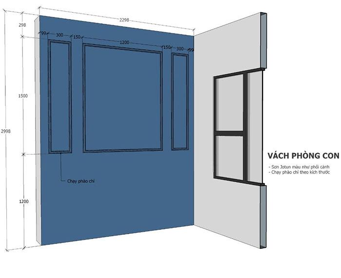 thiết kế nội thất căn hộ sunrise cityview q7 - 20
