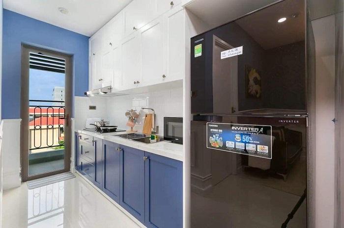 thiết kế nội thất căn hộ sunrise cityview q7 - 05