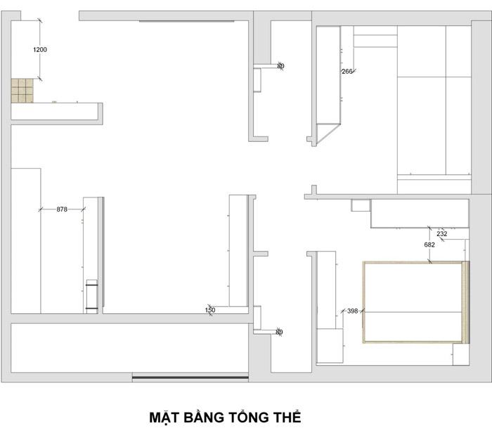 thiết kế thi công nội thất căn hộ saigon mia - hinh 08