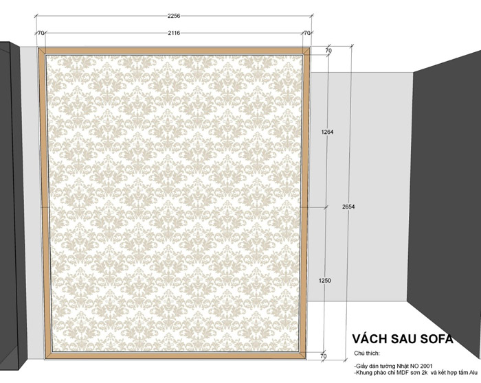 thiết kế thi công nội thất căn hộ saigon mia - hinh 11