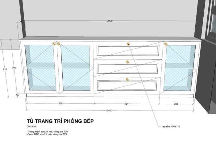 thiết kế thi công nội thất căn hộ saigon mia - hinh 12