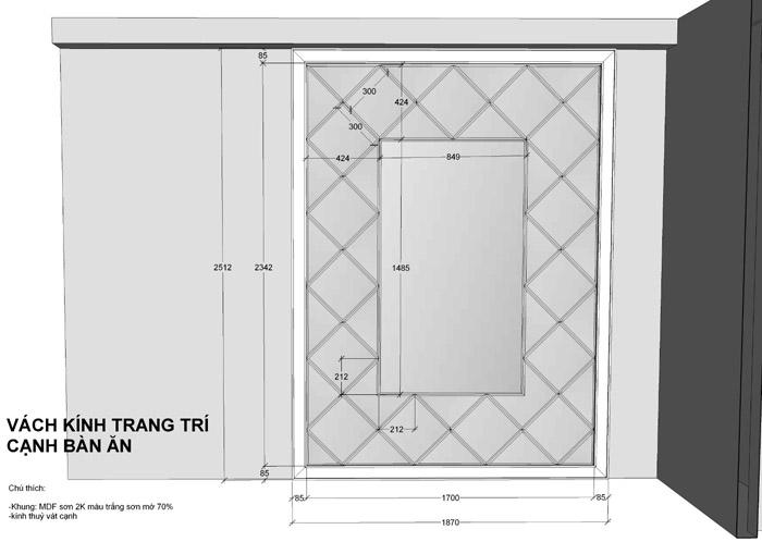 thiết kế thi công nội thất căn hộ saigon mia - hinh 14