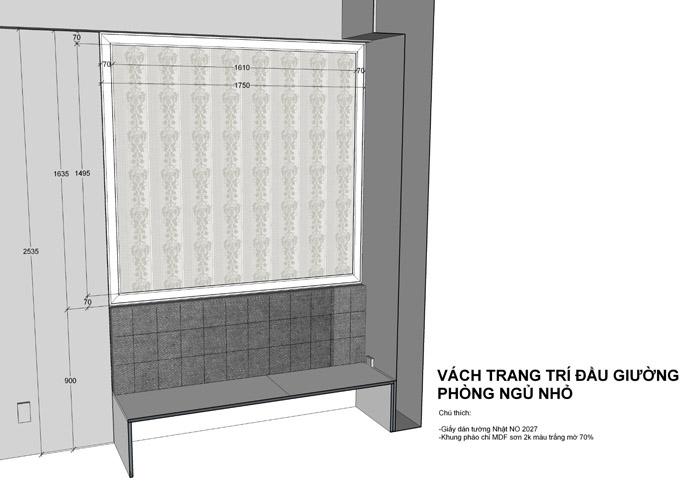 thiết kế thi công nội thất căn hộ saigon mia - hinh 18