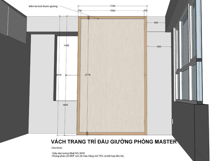 thiết kế thi công nội thất căn hộ saigon mia - hinh 19