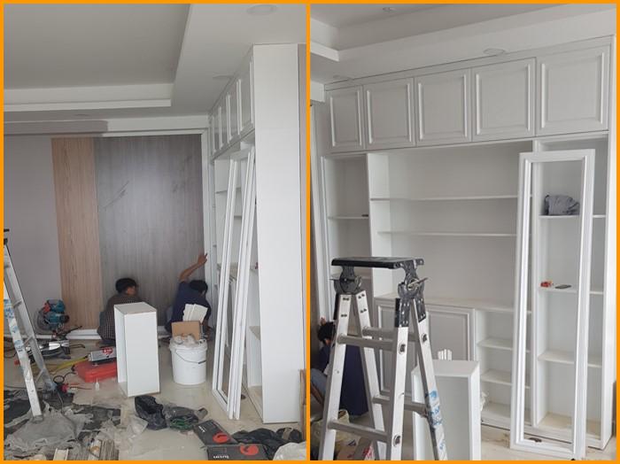 thiết kế thi công nội thất căn hộ saigon mia - hinh 29