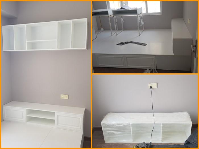 thiết kế thi công nội thất căn hộ saigon mia - hinh 30