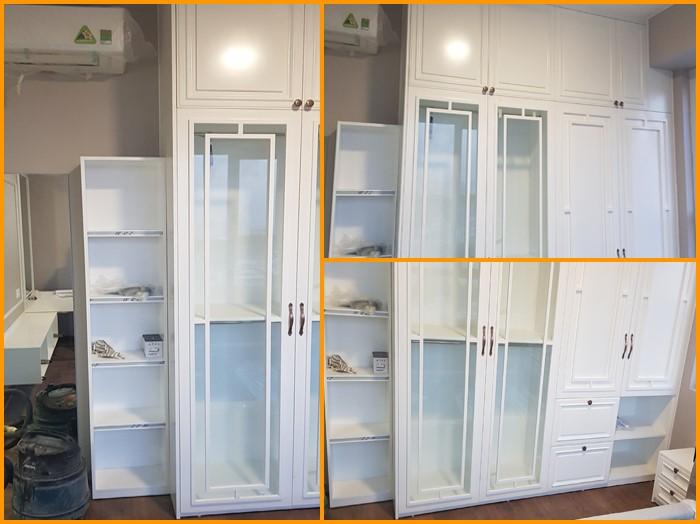 thiết kế thi công nội thất căn hộ saigon mia - hinh 35