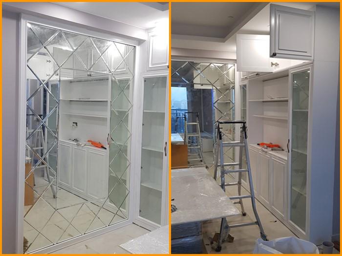 thiết kế thi công nội thất căn hộ saigon mia - hinh 36