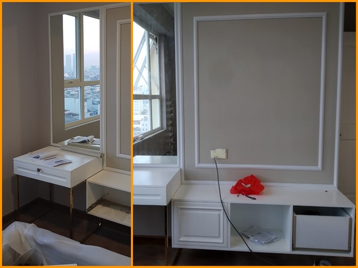 thiết kế thi công nội thất căn hộ saigon mia - hinh 41