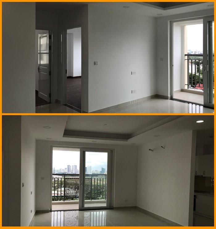 thiết kế thi công nội thất căn hộ saigon mia - hinh 06