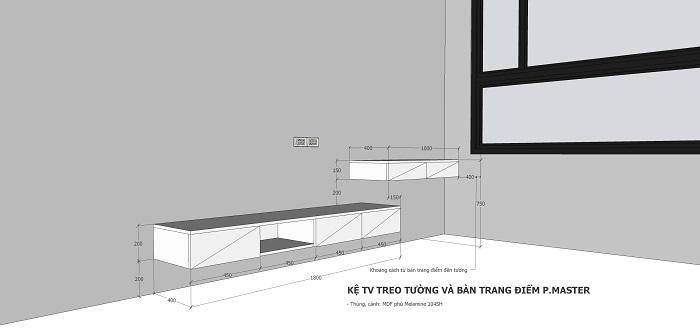 thiết kế nội thất căn hộ botanica premier - hinh 05