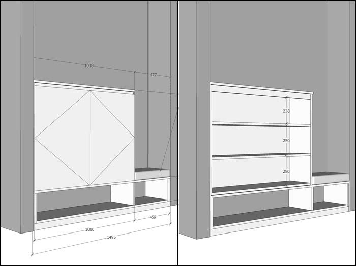 thiết kế nội thất căn hộ botanica premier - hinh 06