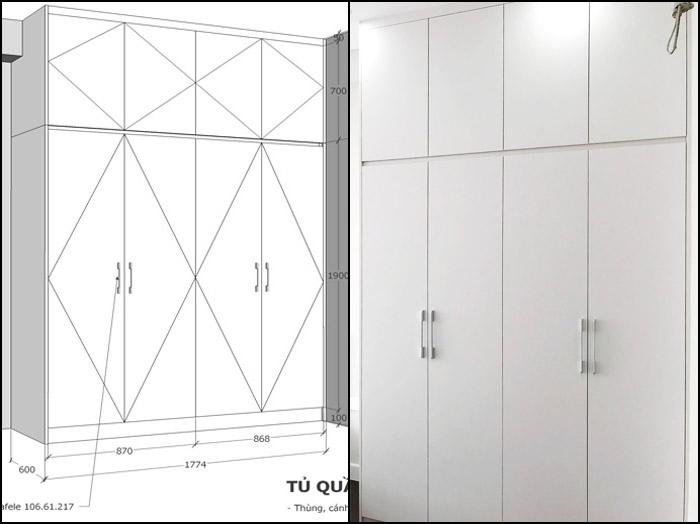 thiết kế nội thất căn hộ botanica premier - hinh 18