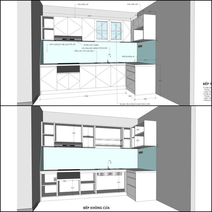 thiết kế nội thất căn hộ botanica premier - hinh 02