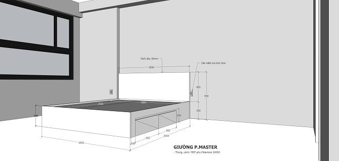 thiết kế nội thất căn hộ botanica premier - hinh 03