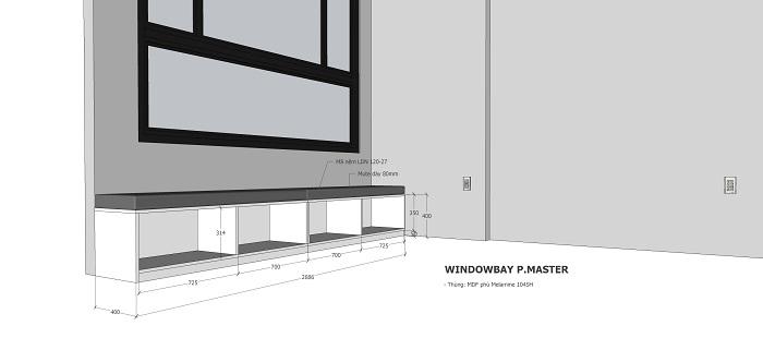 thiết kế nội thất căn hộ botanica premier - hinh 04