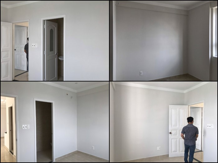 thiết kế nội thất căn hộ mỹ phúc quận 8 - 01
