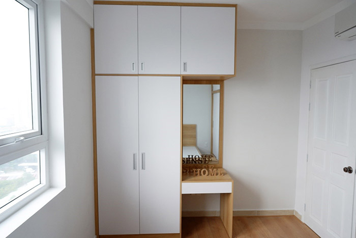 thiết kế nội thất căn hộ mỹ phúc quận 8 - 13