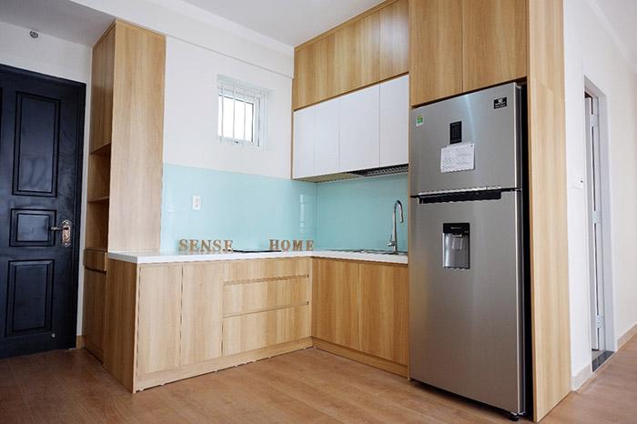 thiết kế nội thất căn hộ mỹ phúc quận 8 - 17