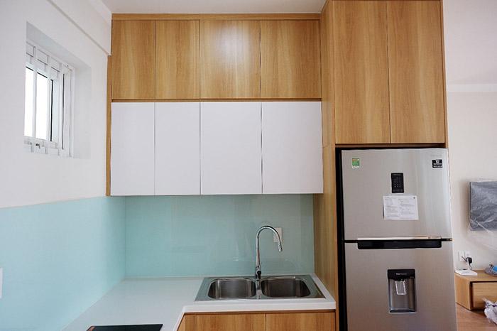 thiết kế nội thất căn hộ mỹ phúc quận 8 - 18