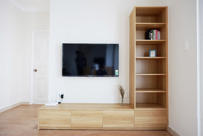 thiết kế nội thất căn hộ mỹ phúc quận 8 - 21