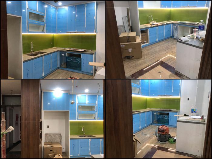 Thiết kế nội thất căn hộ Him Lam Riverside - Hinh 08