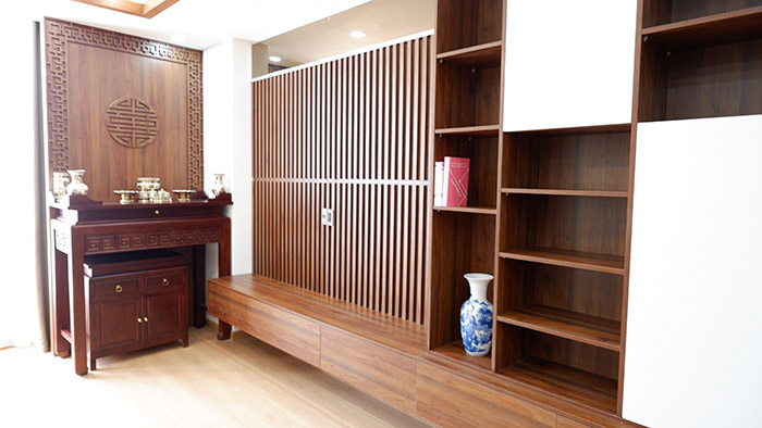 Thiết kế nội thất căn hộ Him Lam Riverside - Hinh 10