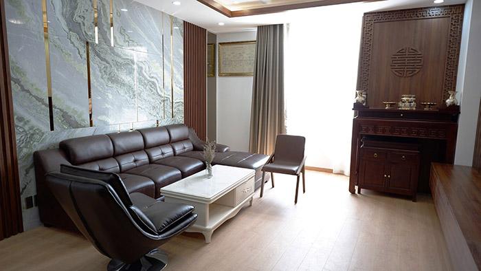 Thiết kế nội thất căn hộ Him Lam Riverside - Hinh 11