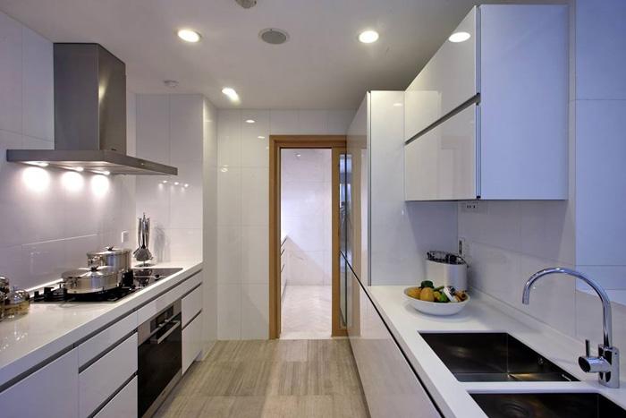 tủ bếp đơn giản mà đẹp - mẫu 13